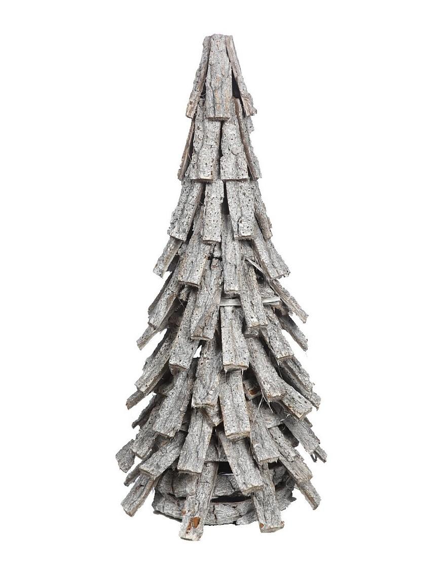 Arbol navidad madera 60cm - Arboles de navidad de madera ...
