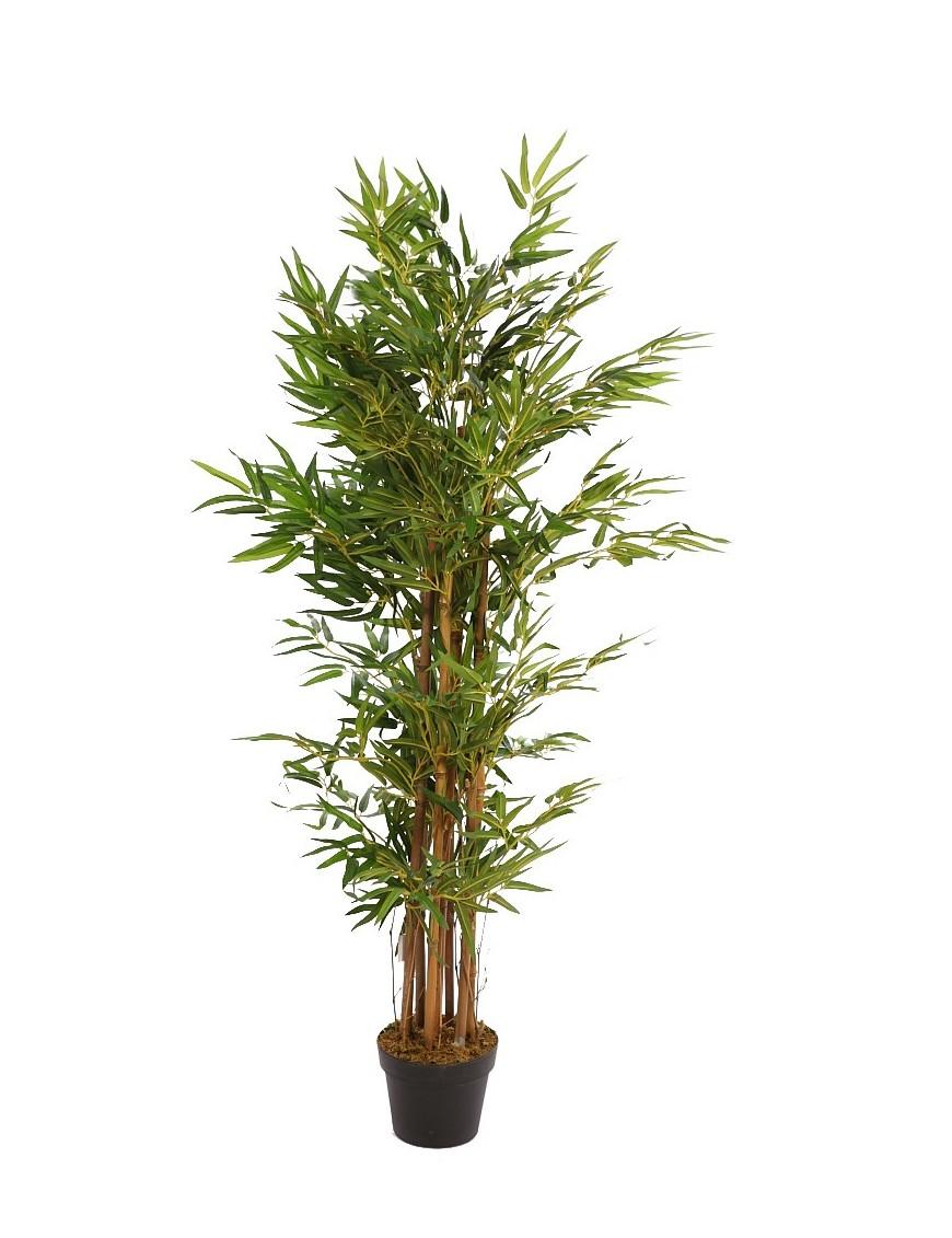 Arbol bambu artificial en maceta 120cm - Bambu cuidados en maceta ...