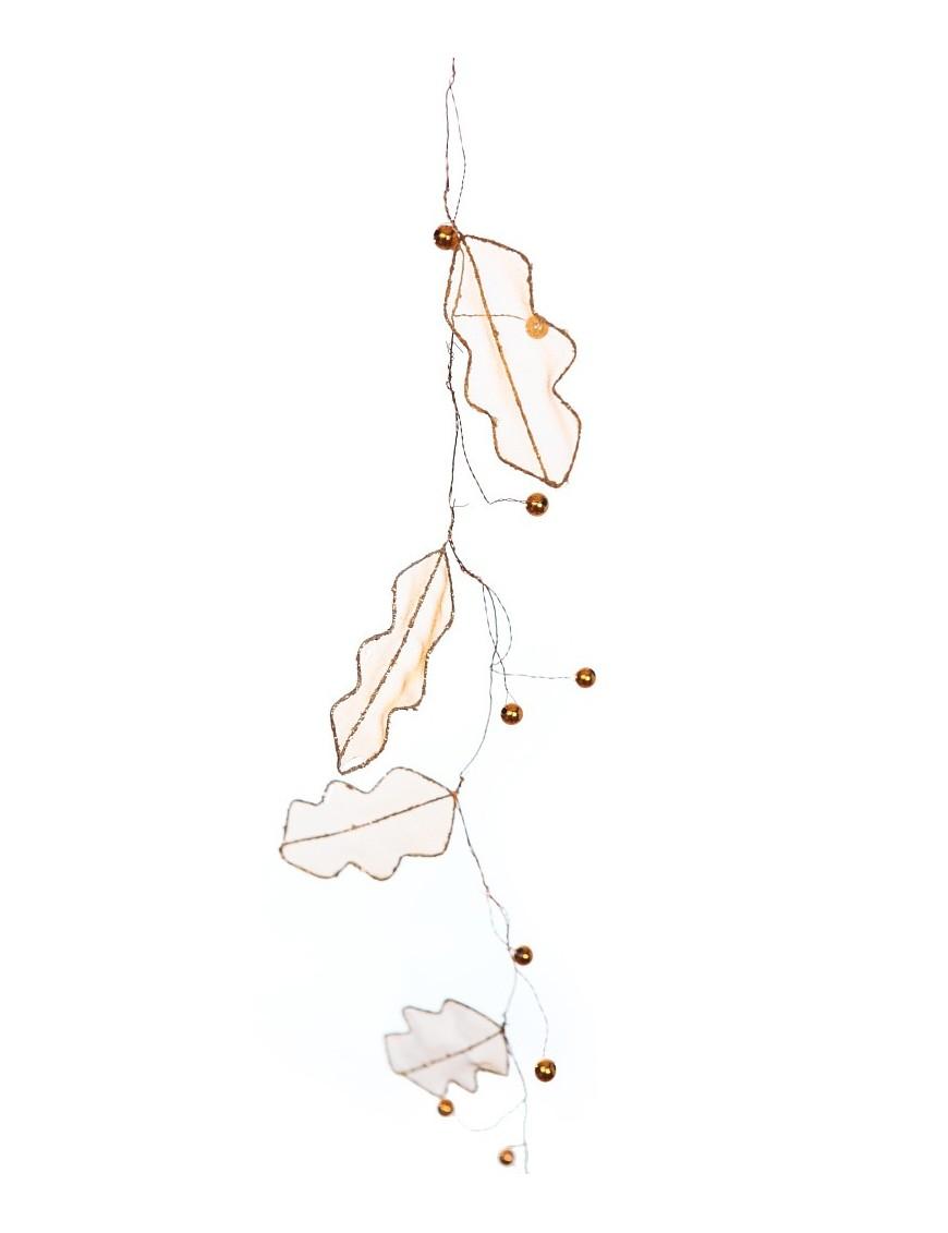 GUIRNALDA MOTIVOS NAVIDEÑOS 160CM