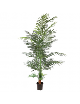 palmera areca artificial
