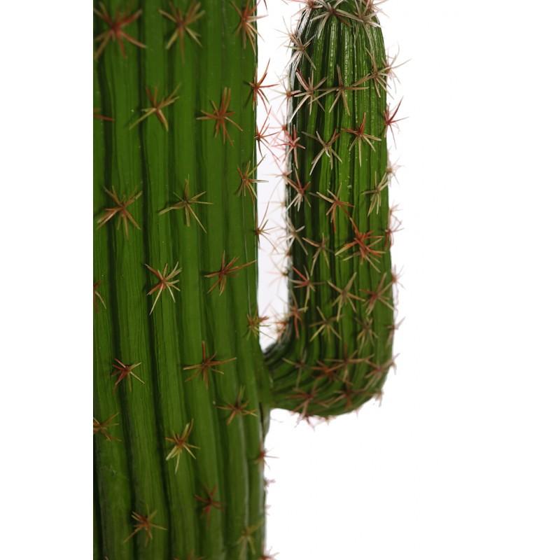 Cactus Saguaro Artificial En Maceta 148cm
