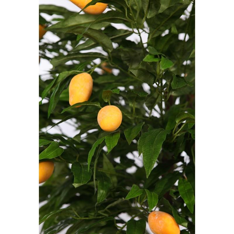 Arbol de mango fruta artificial 190cm - Arboles artificiales grandes ...