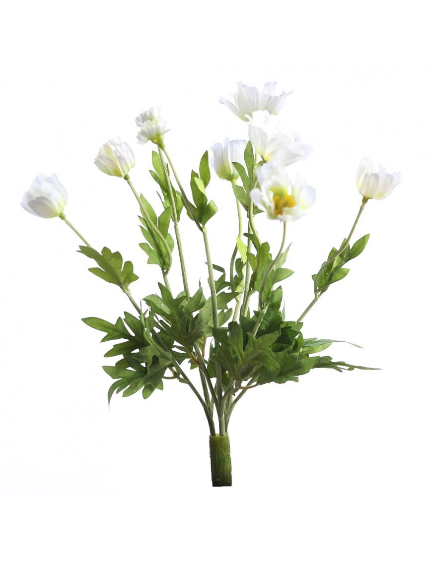 PLANTA MINI COSMOS ARTIFICIAL 30 CM