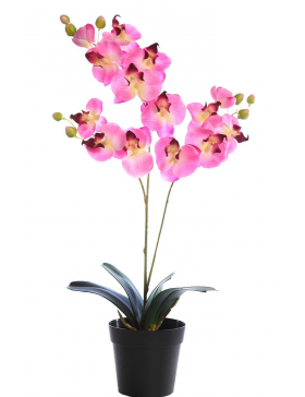 MACETA ORQUIDEA ARTIFICIAL 56CM