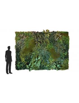 Jardin Vertical Musgo 100x100cm Comprar Al Mejor Precio