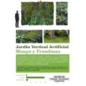 JARDIN VERTICAL ARTIFICIAL MUSGO 100X100CM