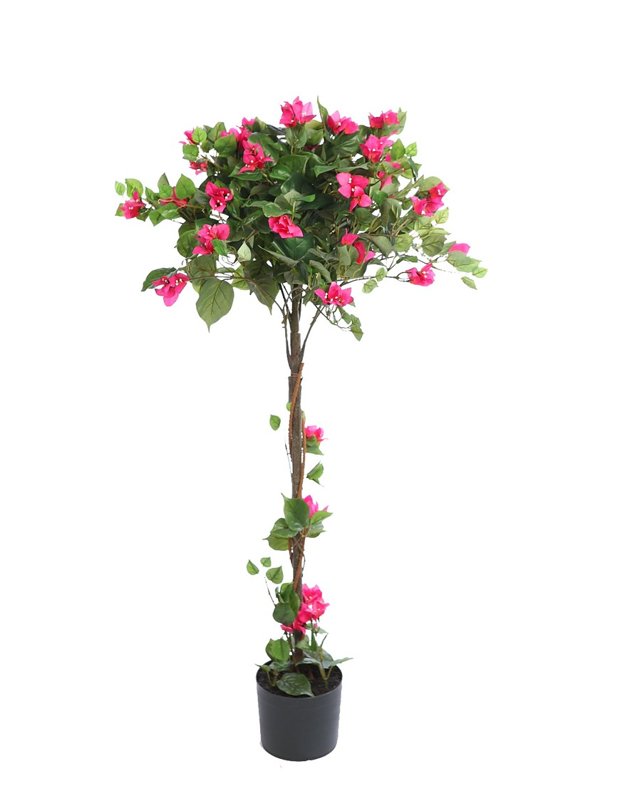 ARBOL BOUGANVILLEA ARTIFICIAL 125CM