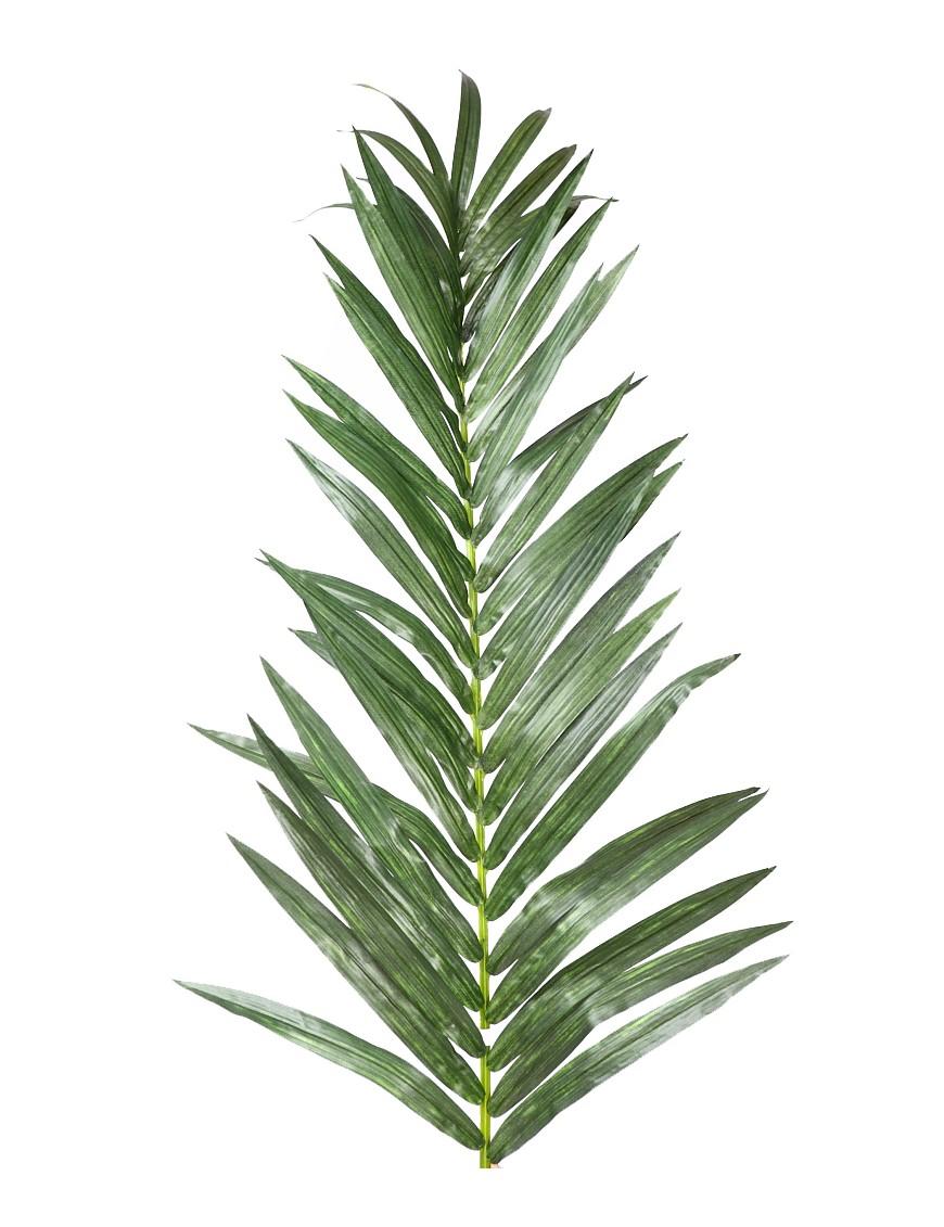 hojas de palmera artificial