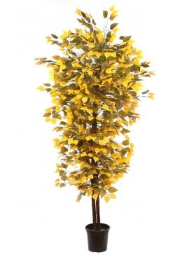 árbol otoñal artificial