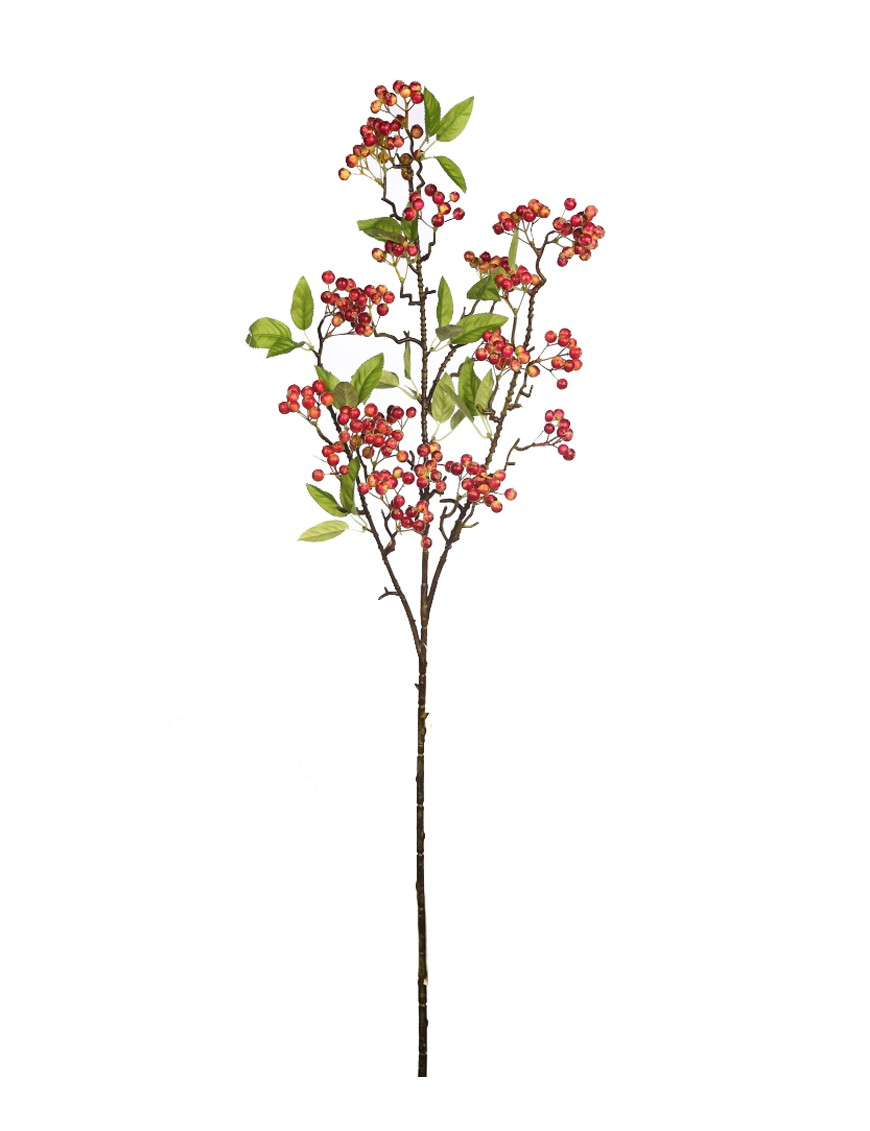 RAMA BERRY ARTIFICIAL 100CM