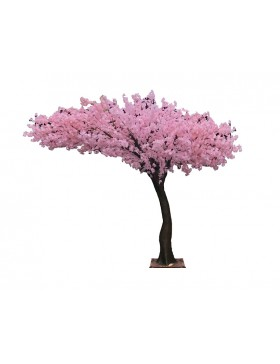 ARBOL ALMENDRO CEREZO ARTIFICIAL 250CM BASE METAL