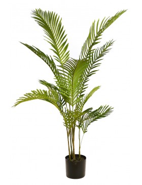 ARECA ARTIFICIAL EN MACETA 130CM