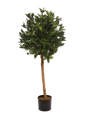BOLA LAUREL ARTIFICIAL ENMACETA 130CM