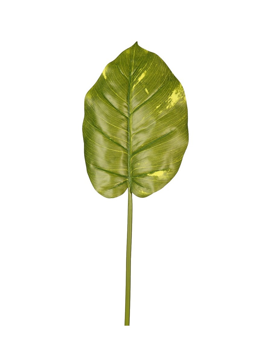 HOJA POTHO ARTIFICIAL TACTO NATURAL ALT 78CM
