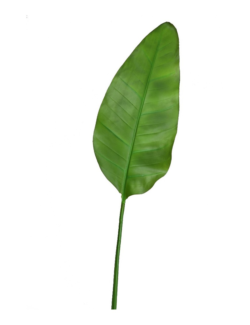 HOJA HELICONIA ARTIFICIAL 110CM