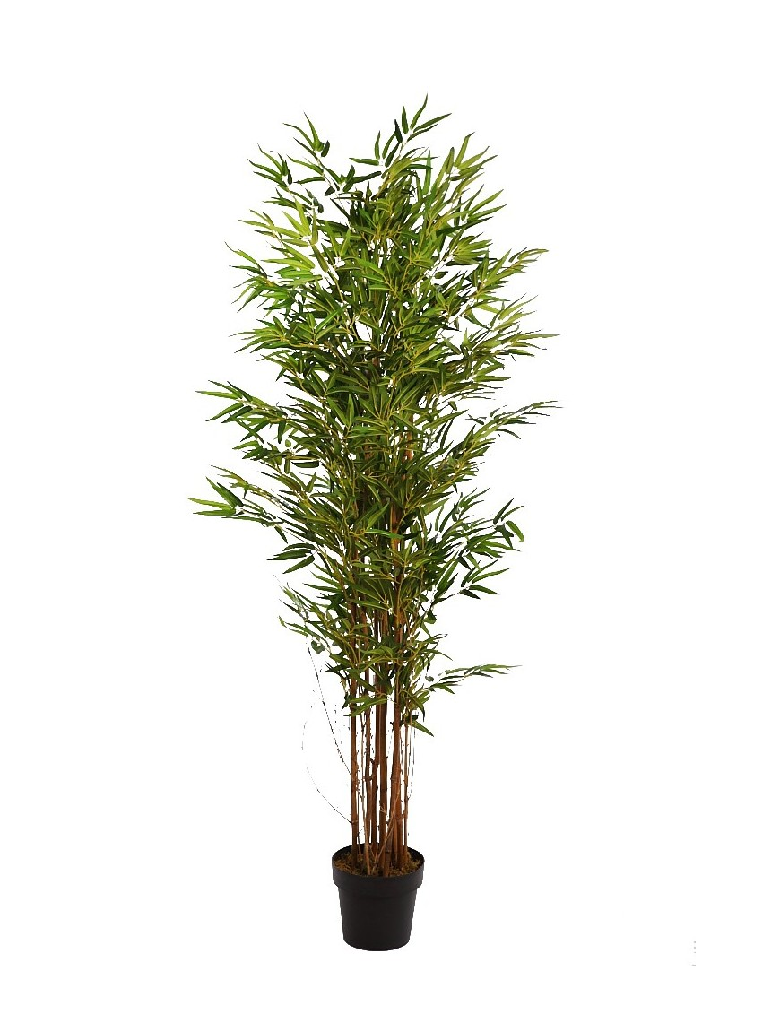 BAMBU ARTIFICIAL EN MACETA 170 CM