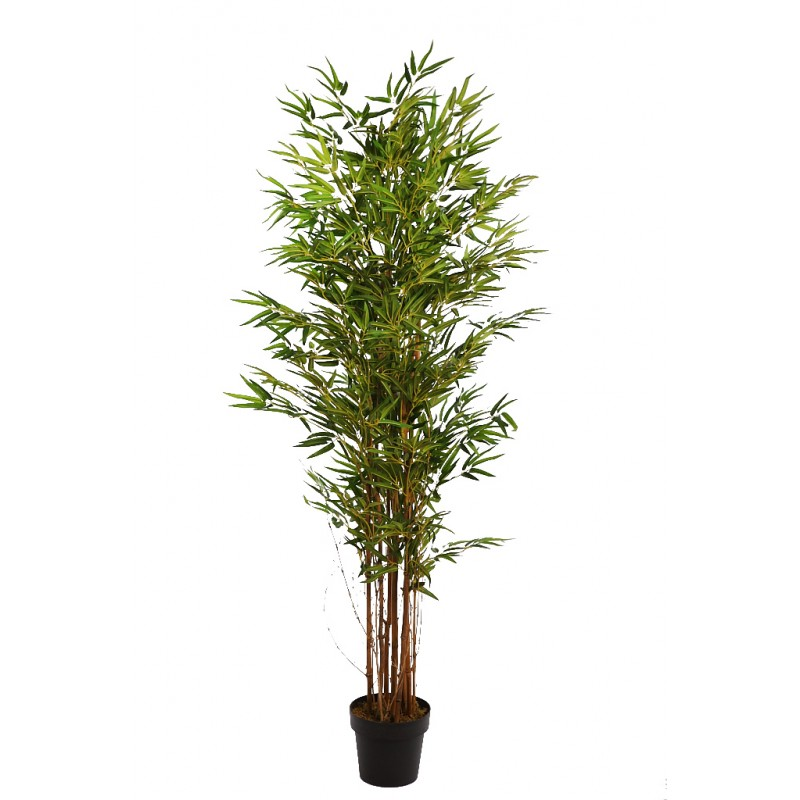 Bambu artificial en maceta 170 cm - Bambu artificial ...