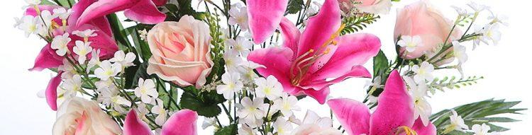 Centros de flores y jardineras para cementerios ( cómo hacerlos)