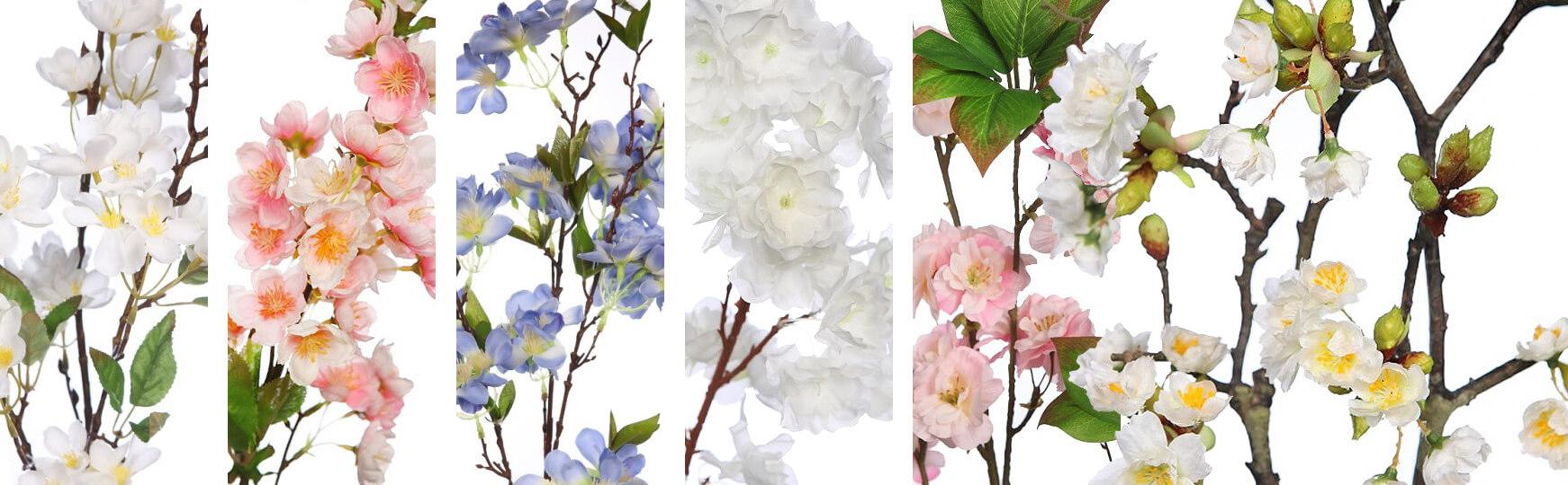 flor de almedro artificial al mejor precio