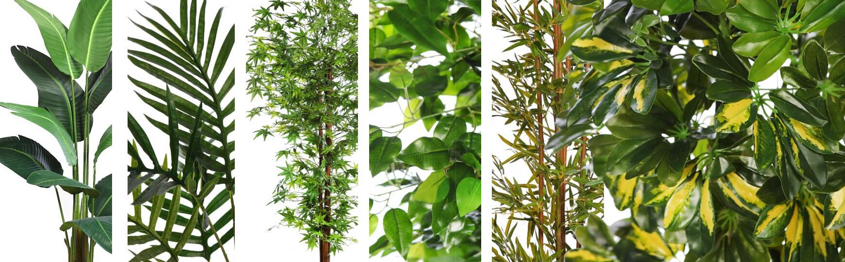 comprar árboles artificiales para oficina