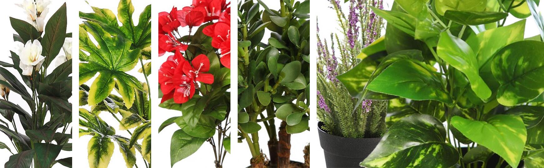 plantas artificiales pequeñas al mejor precio